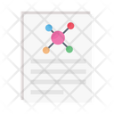 Network File Network Connection Icon
