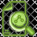 Network File Analysis Icon