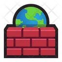 Network Firewall Firewall Network Icon