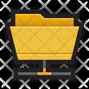 Network Folder Folder Connection Folder Icon