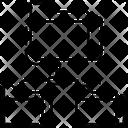 Network Folder Folder Sharing Distributed Folder Icon
