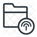 Archive Interface Folder Icon