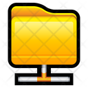 Network Folder Directory Icon