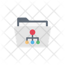 Network Sharing File Icon