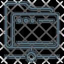 Network Folder Folder Icon