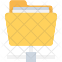 Network Folder Shared Icon