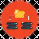 Network Folder Dataserver Folder Datacenter Folder Icon