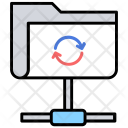 Shared Directory Network Icon