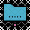 Folder Files Share Icon