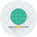 Network Hosting Icon
