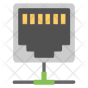 Network Hub Icon