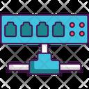 Network Hub Hub Network Icon