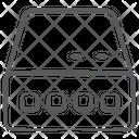 Network Port Network Hub Modem Icon