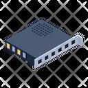 Network Ports Network Hub Modem Icon