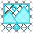 Network Image Icon