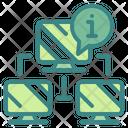 Network Information Information Computer Icon