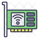 Network Interface Card Internet Network Icon