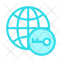 Network Key Icon