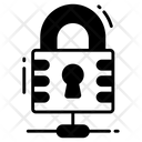 Network Lock Network Protection Lock Icon