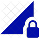 Network Locked Network Connection Icon