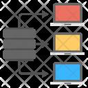 Database Connection Mysql Icon