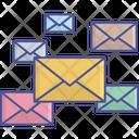 Network Marketing Marketing Share Icon
