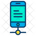 Network Mobile Icon
