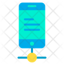 Network Mobile Internet Icon