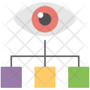 Network Monitoring Administration Icon