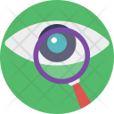 Network Monitoring Management Icon