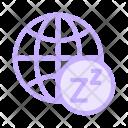 Network On Sleep Icon