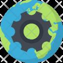 Network Optimization Seo Icon