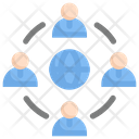 Network People Icon