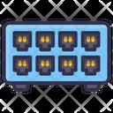 Network Port Icon