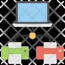 Network Printing Icon