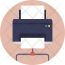 Network Printing Icon
