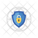 Network Protection Security Protection Icon