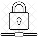 Network Protection Secure Network Network Structure Icon