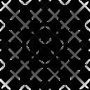 Firewall Network Web Icon