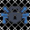 Data Vpn Encryption Icon