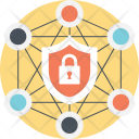 Network Security Information Icon