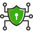 Network Securityv Network Security Encryption Icon