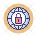 Network Security Cyber Security Cyber Technology Icon