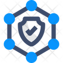 M Network Security Network Security Security Network Icon