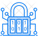 Network Security Encryption Data Security Icon
