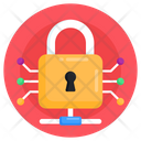 Network Protection Network Security Secure Shared Network Icon