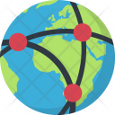 Network Seo Business Icon