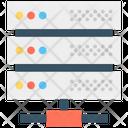 Network Server Database Server Icon