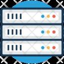 Network Server Rack Icon