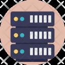 Server Data Hosting Icon